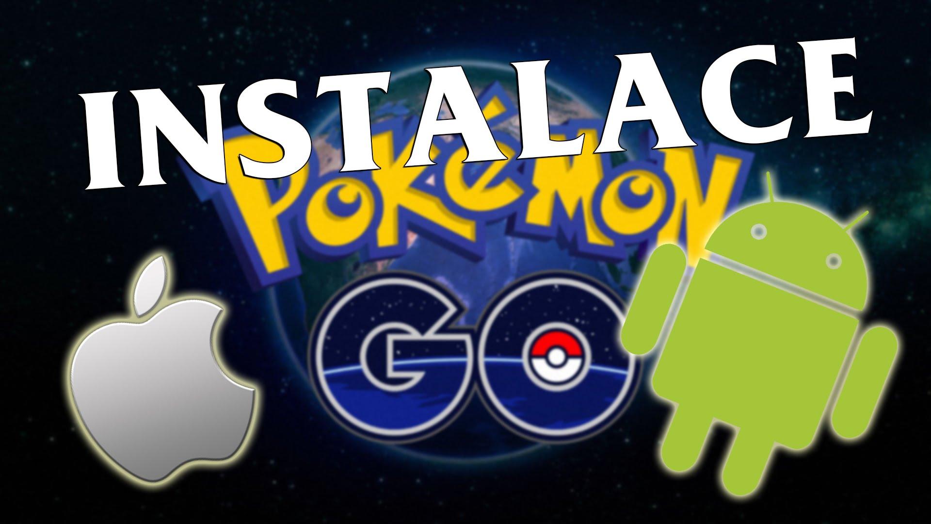 Pokemon GO.  Jak nainstalovat pokemon go na [1]