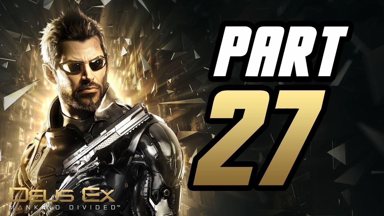 Deus Ex: Mankind Divided - ivan @ :: Let's Play Index