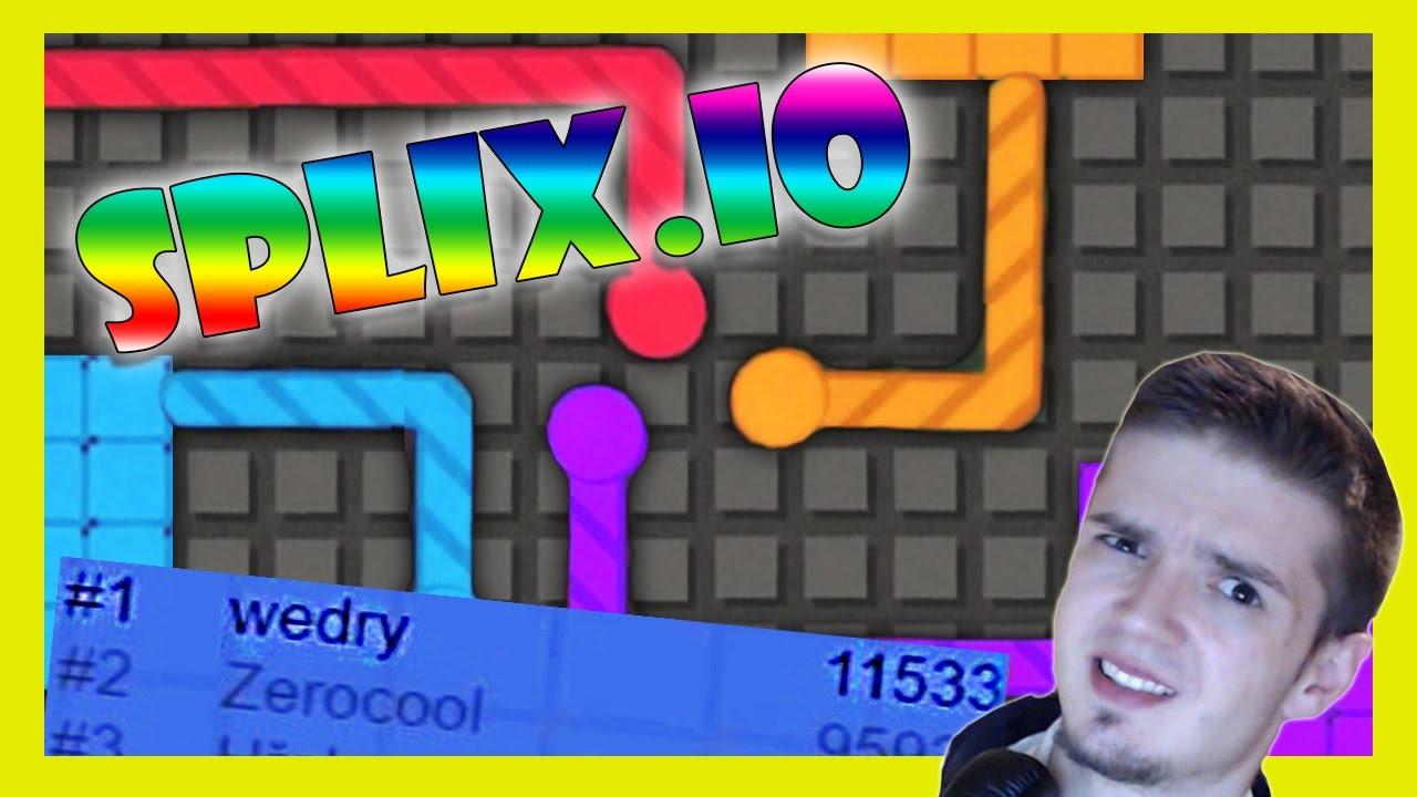 Splix.io online hra a je to tady! Nástupce hry [1]